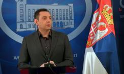 Aleksandar Vulin (Fotó: Beta)