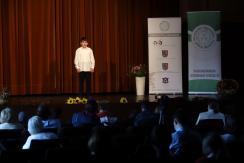 Az idei évben 42 résztvevője volt a műfordítások vers- és prózamondó versenyének