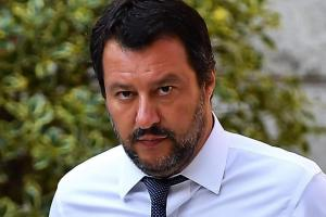 Matteo Salvini (fotó: The Independent)