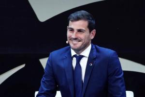 Iker Casillas (Fotó: Sports Finding)