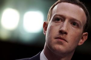 Mark Zuckerberg (Fotó: Getty Images)