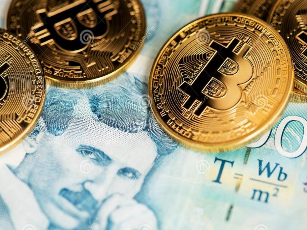 bitcoin használatban van