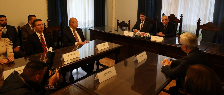 Szabadkát is meglátogatta a boszniai Szerb Köztársaság parlamenti küldöttsége